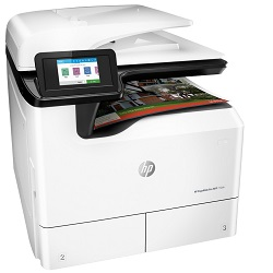 HP PageWide Managed Color Flow MFP E77660zts