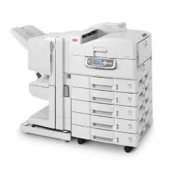 OKI 5 Tray Finisher-C9xxx Finisher