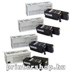 XEROX Phaser 6020,6022, Workcentre 6025, 6027 toner szett